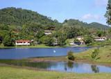 Las Terrazas community
