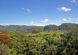 Valle de Vinales from Hotel los Jazmines