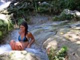 Cool waters, Banos del San Juan