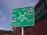 lost in Nederland, Colorado