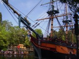 Big Ship vs Little Ship