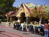 Toon Town stroller wars