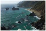 Monterey - Big Sur Coastline