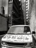 Street Scene - Alley, NYC