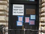 Street Scene, Judson Memorial Church NYC