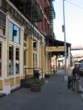 The Paris Cafe, 119 South Street,  NYC