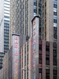 Street Scene - Radio City NYC