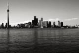 Toronto Skyline - 1987