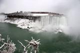 Winter At Niagara