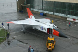 AVRO Arrow Replica (RL-203)