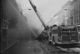 Fire - 1974 - Front St., Belleville