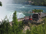Horseshoe Falls and Table Rock from Fallsview Casino
