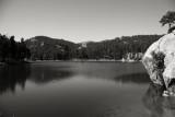 Horse Thief Lake,  Mount Rushmore, South Dakota