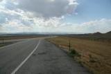 Enroute to Casper Near Buffalo, Wyoming