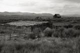 Roadside Scene Utah, north of Marysvale in Piute County, UT
