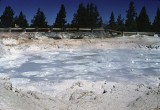 Bubbling Mud (35 yrs ago), Yellowstone National Park
