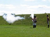 Musketry Demonstration, Fort George, Niagara-On-The-Lake