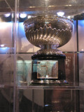 The Original Stanley Cup, Hockey Hall Of Fame