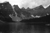 Moraine Lake - Valley Of 10 Peaks, Banff, Alberta