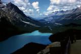 Peyto Lake, Banff, Alberta