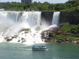 Maid Of The Mist and the Cave Of The Winds