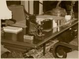 George Eastman's Desk, Eastman House, Rochester
