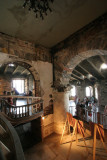 Restoration, Alster Tower, Boldt Castle, Heart Island, Alexandria Bay, New York