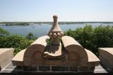 Alexandria Bay from Boldt Castle, Heart Island, Alexandria Bay, New York