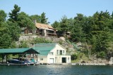 Cottages in the 1,000 Islands