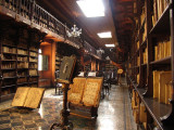Reading room in Lima