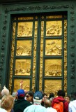The Gold Doors of the Baptistery