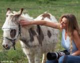 Wanda and the Donkey.jpg