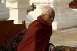 Monk, Shwesigon Pagoda