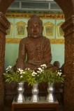 Buddha image, Shwedagon