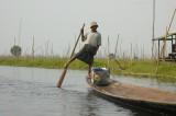 leg rower