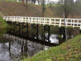 Fredericia Bridge over the Moat