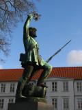 Fredericia Statue
