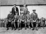 Great Grandfather James Ross snr and Family
