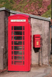 Local Hero Telephone Box
