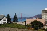Golden Gate Bridge in the Distance