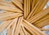 Toothpick Spiral