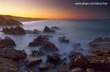 Magical light - Crepúsculo na praia do Barro Preto