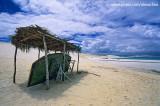 Before the storm - praia do Iguape