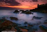 Crepúsculo no Forte de Santa Maria_2714