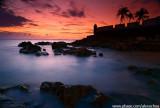 Crepúsculo no Forte de Santa Maria_2712
