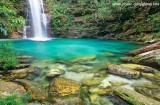 Cachoeira de Santa Barbara, Chapada dos Veadeiros, GO