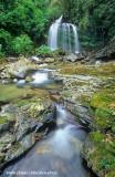 Cachoeira dos 7 reis, vertical, PETAR-SP