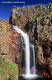 Cachoeira da Catedra, Vale do Macaco, Chapada dos Veadeiros, GO