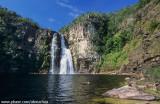 Salto I do Rio Preto, Chapada dos Veadeiros, Goiás