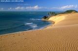 Praia de Genipabu, Extremoz, Rio Grande do Norte